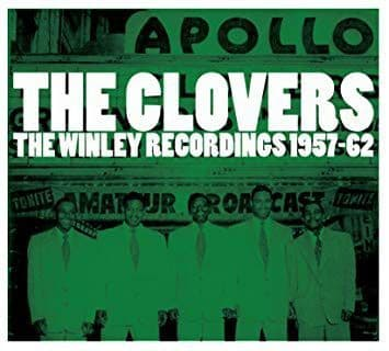 The Clovers<br>The Winley Recordings 1957-62<br>CD
